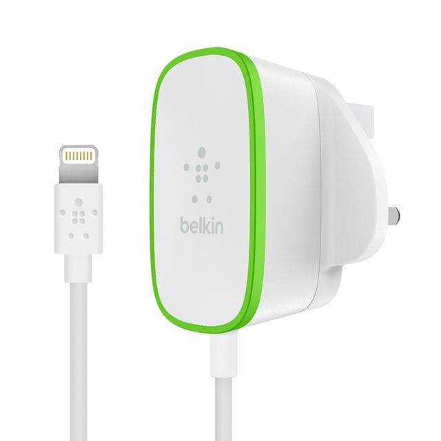BELKIN | Hardwired Lightning Home Charger | 12 Watts | 141 g |  F8J204dr06-WHT