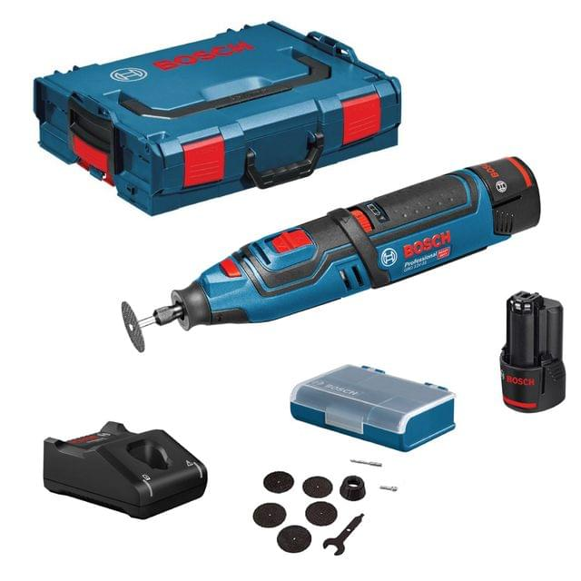 BOSCH | GRO 12V-35 Professional | Cordless Rotary tool | BO06019C5001