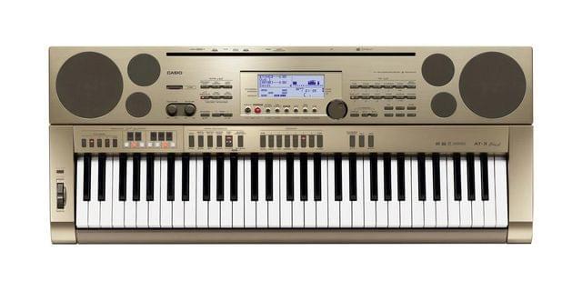 CASIO | Oriental Piano Keyboard | 7W | 61 Keys | 6.8kg | AT-3K2