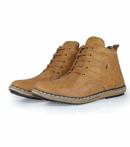 psta brown greenfox shoe