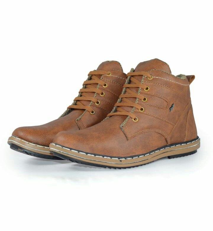 psta dark brown greenfox shoe