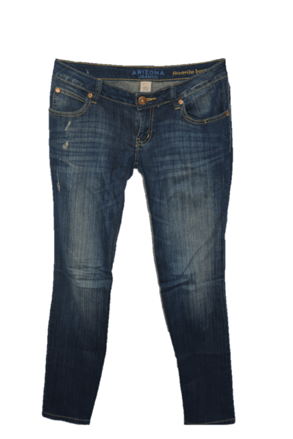WOMEN TONNED JEANS 36