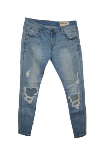 WOMEN DENIM TONNED