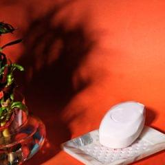Handmade marble soap dish/jail work soap dish/bathroom soap dish