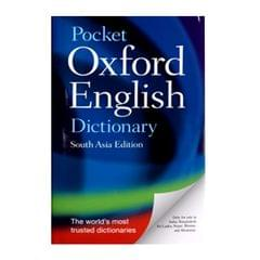 Pocket Oxford English Dictionery