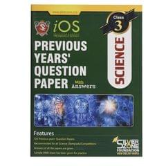 Previous Year Question Paper Class- 3 (Olympiad Of Science)