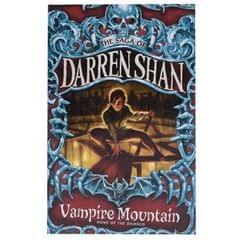 Vampire Mountain (The Sga Of Darren Shan)