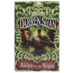 Allies Of The Night (The Saga Of Darren Shan)