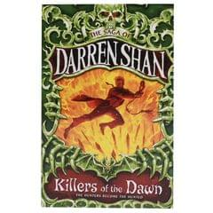 Killers Of The Dawn (The Saga Of Darren Shan)