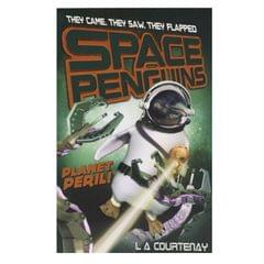 Planet Peril (Space Penguine)