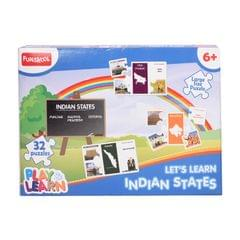 FUNSKOOL INDIAN STATES PUZZLES