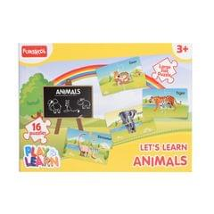 FUNSKOOL ANIMALS PUZZLES