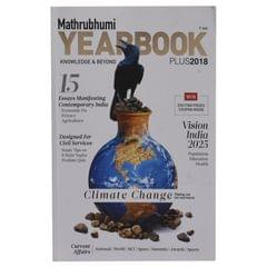 Mathrubhumi Year Book Plus 2018