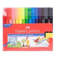 Faber Castell Connector Pens 15 Shades