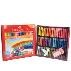 Faber Castell Oil Pastel Normal 10.5MM Pk-50
