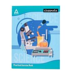 Classmate Practical Exercise Book 108 Pages