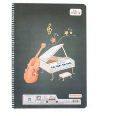 TW A4 Spiral Notebook 402 Pages