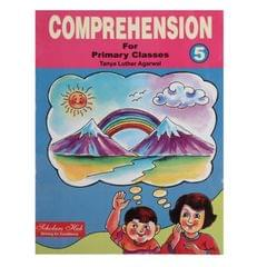 Comprehension For Primary Class 5