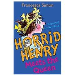 Horrid Henary Meets The Queen