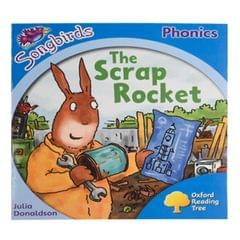 The Scrap Rocket