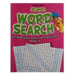 Super word search book-5