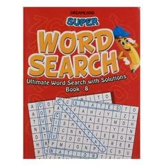 Super word search book-8