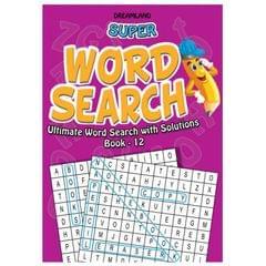 Super word search book-12