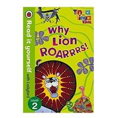 Why Lion Roarrrs