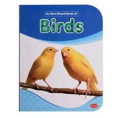 Birds My best board book