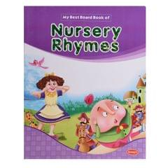 Nursery rhymes my best board books .