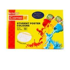Camel Poster Colours 18 Shades