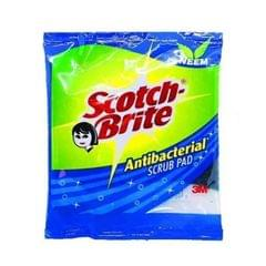 SCOTCH BRITE - ANTI-BACTERIAL SCRUB - 1 PIECE