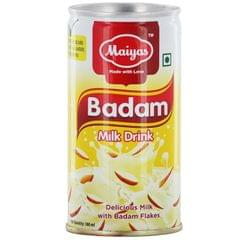 MAIYAS - BADAM DRINK - 180 ml