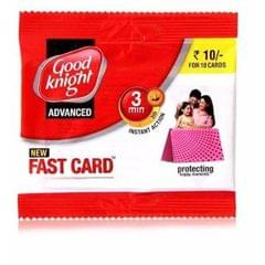 GOOD NIGHT - FAST CARD - 1 POUCH (10 PIECES)