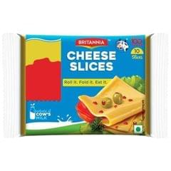 BRITANNIA CHEESE SLICES - 200 Gms