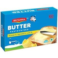 BRITANNIA PASTURIZED BUTTER - 100 Gms