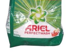 ARIEL PERFECT WASH DETERGENT POWDER - 500 Gms
