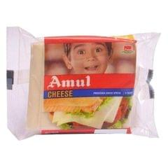 AMUL CHEESE SLICES - 200 Gms Pouch