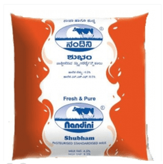 NANDINI SHUBHAM MILK - 500 ml