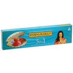 MANGALDEEP - 5 in 1 - AGARBATTI - 85 Gms