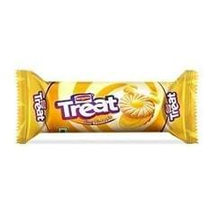 BRITANNIA  TREAT - CRAZY PINEAPPLE - 150 Gms