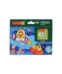 CAMEL - WAX CRAYONS - EXTRA LONG - 16 SHADES