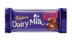 CADBURY - DAIRY MILK - FRUIT AND NUT - 80 Gms