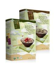 PRISTINE - BEGIN NINGS - ORGANIC MIXED MILLET FLAKES - 300 Gms