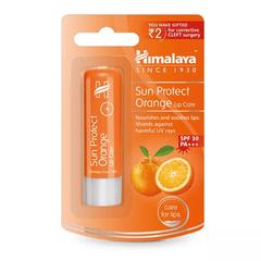 HIMALAYA - SUN PROTECT ORANGE LIP CARE - 4.5 Gms