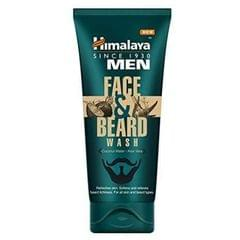 HIMALAYA - MEN FACE & BEARD WASH