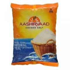 AASHIRVAAD - IODISED SALT - 1 KG