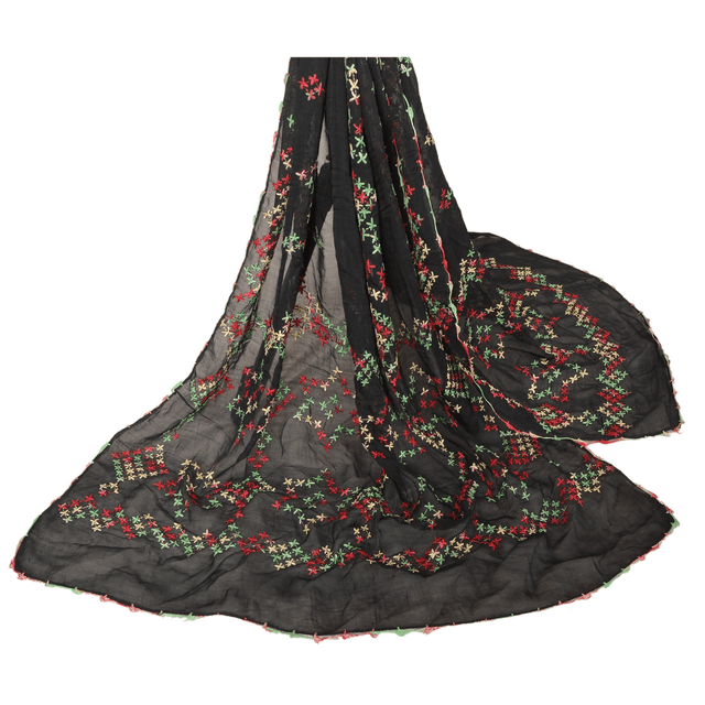 DUPATTA - STEAM PRESS
