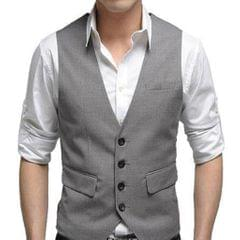 WAIST COAT - WASH & PRESS