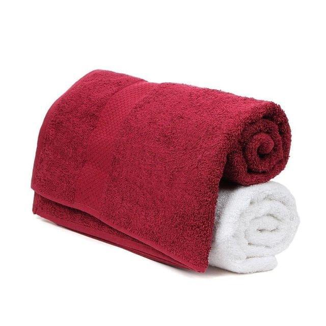 BATH TOWEL - STEAM PRESS
